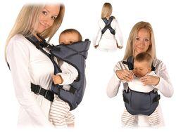 Кенгуру рюкзак для переноски детей 14 standart  Womar Zaffiro Original