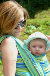 Слинги-Платок для переноски детей 17 Be Close Zafiro Womar