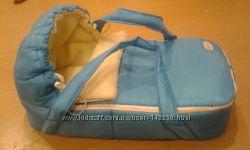 Переносная сумка-конверт на меху