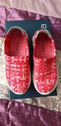 Модные кроссовки Braska в отличном состоянии