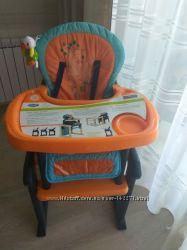Продам стульчик- трансформер фирмы  Jane.