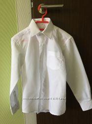 белая рубашка в идеальном состоянии