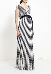 Платье сарафан в пол для беременных