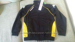 Спортивный костюм Kappa черный