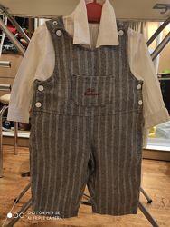 Пакет одежды на мальчика до года, 1 год, 2 года
