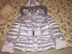 Красивенная зимняя курточка DODIPETTO IDO 128р, 8А новая