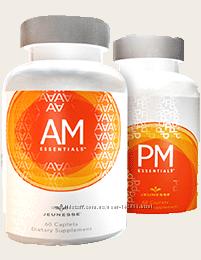 Дневные и ночные добавки AM PM Essentials