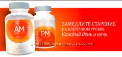 Витамины AM & PM Essentials от Jeunesse Global