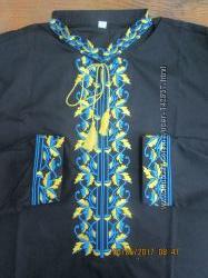 Вышиванка мужская цвета и размеры в ассортименте