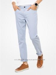 Мужские штаны michael kors parker slim-fit, размер 3230