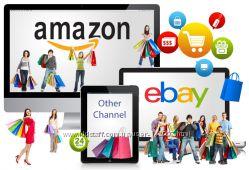 Аmazоn под ноль, Ebay, GUESS Америка, Walmart