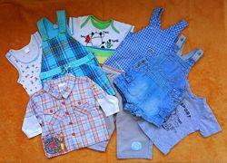 Пакет одежды,  3-9 мес.