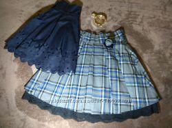 Нарядные школьные юбки