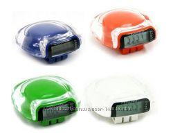 Шагомер  педометр, В наличии счетчик калорий расстояния