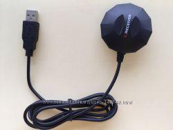 STOTON GPS USB приемник GNSS100 ресивер 48-channel замена GlobalSat BU-353