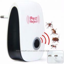 Отпугиватель Pest Reject насекомых и грызунов, ультразвуковой, 220 В