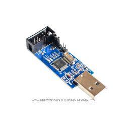 Программатор USB AVR USBASP ATMEGA8A AU1726 3. 3В  5В AVRDUDE Khazama AVR B
