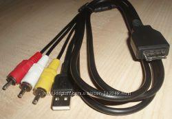 Кабель USB-AV мультикабель VMC-MD2 для фото и видео техники Sony