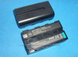 Аккумулятор для Sony NP-F550, NP-F570, 2600mAh