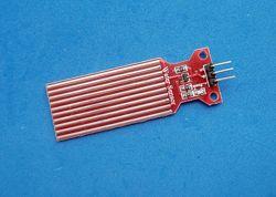 Мини датчик воды дождя снега для Arduino, красный