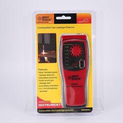 AS8800L детектор утечки горючих газов индикаторный настройка котла метан,