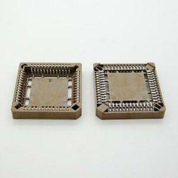 PLCC52 панель SMD Socket слот под установку пайку 52 Pin IC Adapter Convert
