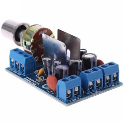 GV-TEA2025B 2. 0 Усилитель 33W стерео Mini Audio Amplifier Board Dual Stere