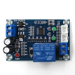 XH-M203 контроллер уровня воды автоматический water level controller automa