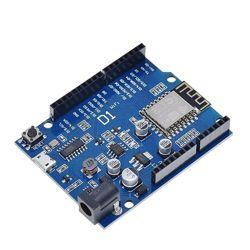 Arduino WeMos D1 WiFi UNO  ESP8266 контроллер Ардуино Вай Фай