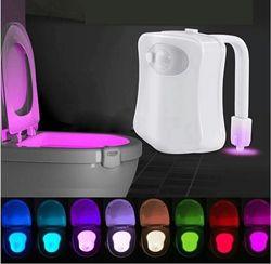 LIGHTBOWL - LED подсветка унитаза с датчиком движения  туалет Night Light P