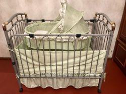Детская кроватка трансформер Geoby