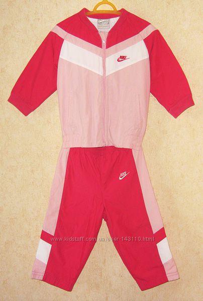 Спортивный костюм Nike оригинал на девочку