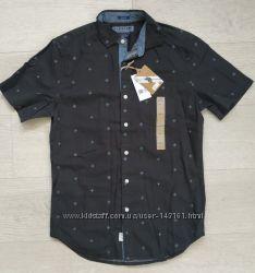 Хлопковая рубашка тенниска U. S. Polo Assn. оригинал