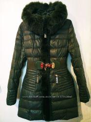 Куртка зимняя  пуховик, р-р М  S