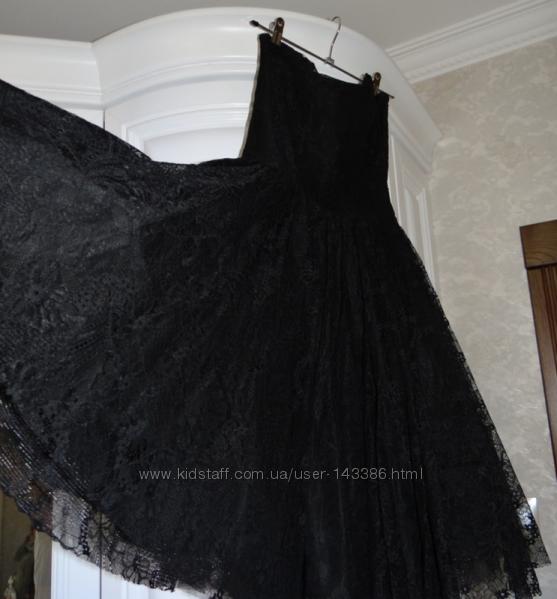 Черное платье Denny Rose р. S