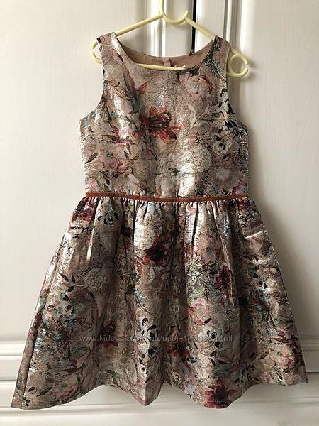 Платье next р. 9 лет