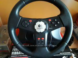 Продам игровой руль для компьютера