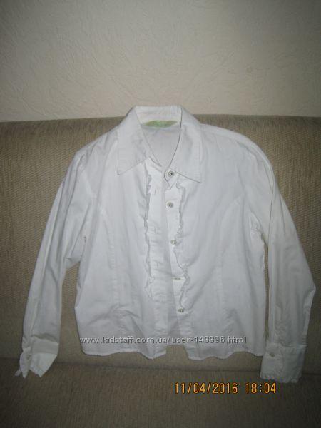 рубашка школьная на девочку