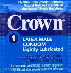 Презервативы Crown SkinLess Skin 24 шт.