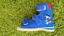 Для мальчиков- ортопед. босоножки и ботинки ОРТОФУТ  в наличии супер-цена