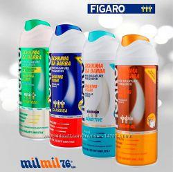 Пена для бритья FIGARO 400мл Italy по Укр. доставка бесплатно