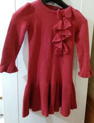 Продам нарядное платье Baby Gap 5-6 лет