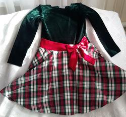 Продам платье Bonnie jean 6 лет