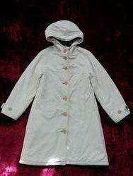 Продам школьное пальто 8-10лет