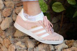 Кроссовки Adidas Gazelle розовые