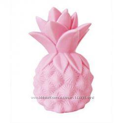 Детский ночник  Фламинго,  мороженое, ананас