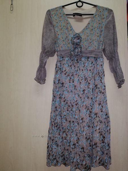 стильное платье для лета разм. 40, Турция