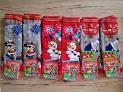 Махровые носки Новогодние, Турция Montebello