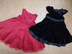 Платья от 2 до 5 лет, цены от