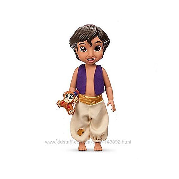 Кукла Алладин Дисней Аниматоры Disney Animators Alladin